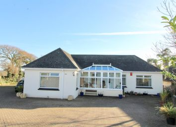 Thumbnail 3 bed detached bungalow for sale in Townshend, Hayle
