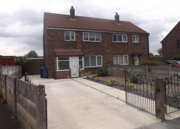 Thumbnail 3 bed semi-detached house for sale in Boston Grove, Leigh, Greater Manchester