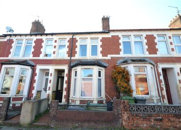 Thumbnail 2 bed terraced house for sale in Cwmdare Street, Cathays, Cardiff