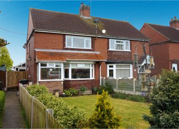 Thumbnail 3 bed semi-detached house for sale in Measham Road, Appleby Magna