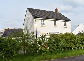 Thumbnail 4 bed detached house for sale in Maes Y Cadno, Coity, Bridgend.