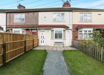 Thumbnail 2 bed terraced house for sale in Knight Avenue, Stoke, Coventry, West Midlands