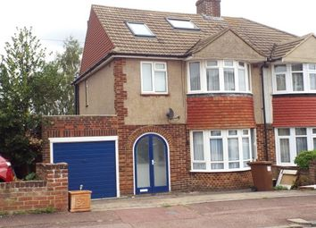 Thumbnail 4 bed property to rent in Allington Drive, Strood, Rochester