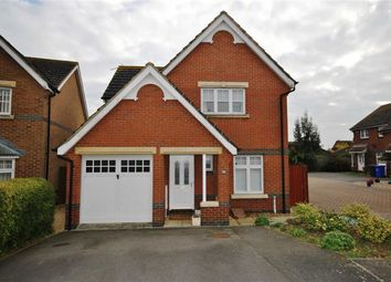 Thumbnail 3 bed detached house for sale in Cory Gardens, Harpole, Northampton