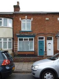 Thumbnail 2 bed terraced house to rent in Rose Road, Harborne, Birmingham