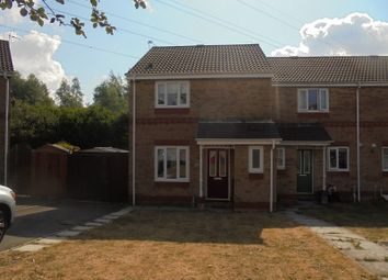 Thumbnail 3 bed end terrace house to rent in Bron Hafod, Bridgend