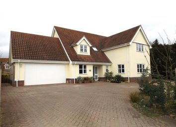 Thumbnail 5 bed detached house for sale in Banham, Norwich, Norfolk