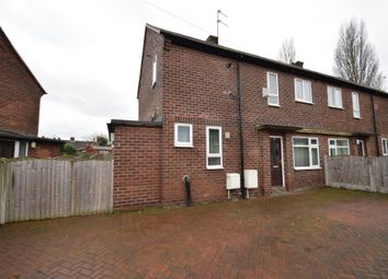Thumbnail 3 bed semi-detached house for sale in Oakwell Road, Kinsley, Pontefract