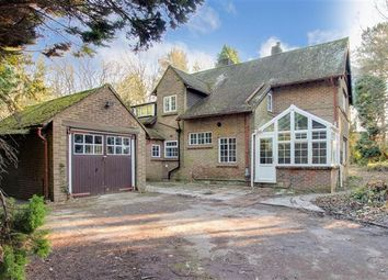 Thumbnail 4 bed detached house to rent in Balcombe Road, Pound Hill, Crawley