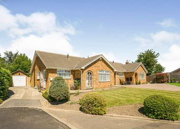 Thumbnail 3 bed bungalow for sale in Bamburgh Close, Leeds, West Yorkshire