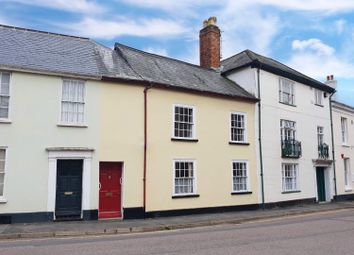 Thumbnail 4 bed terraced house for sale in St. Peter Street, Tiverton