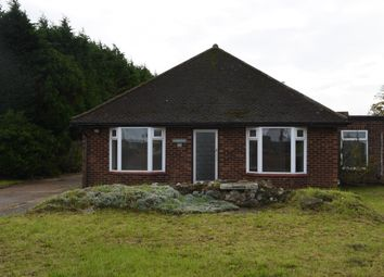 Thumbnail 3 bed detached bungalow to rent in Potton Road, Biggleswade