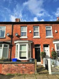 Thumbnail 2 bed terraced house to rent in Churchwood Road, Didsbury, Manchester