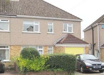 Thumbnail 3 bed property to rent in Heol Briwnant, Rhiwbina, Cardiff