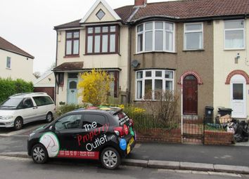 Thumbnail 4 bed property to rent in Keys Avenue, Horfield, Bristol