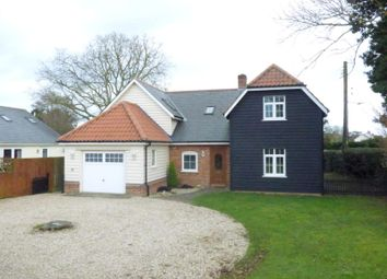 Thumbnail 4 bedroom detached house to rent in Lavenham Road, Great Waldingfield, Sudbury