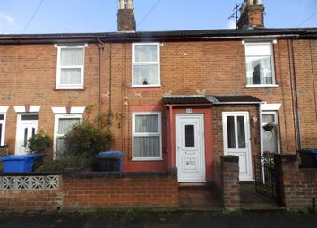 Thumbnail 2 bedroom terraced house for sale in Alston Road, Ipswich, Suffolk