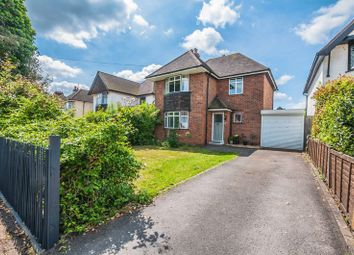 Thumbnail 3 bed detached house for sale in Harefield Road, Maidenhead