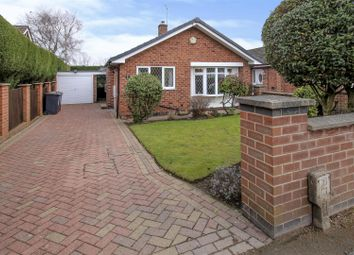Thumbnail 2 bed detached bungalow for sale in Briar Close, Beeston, Nottingham