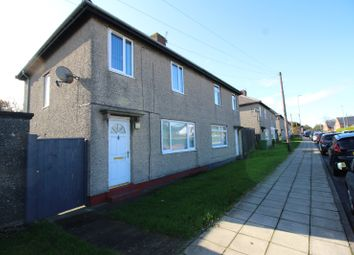 Thumbnail 3 bed semi-detached house for sale in Station Road, Seghill, Cramlington, Northumberland