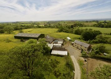Thumbnail 3 bed equestrian property for sale in Shawstown, Penton, Carlisle