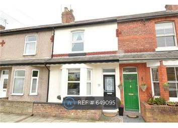 Thumbnail 2 bed terraced house to rent in Shaw Street, Wirral