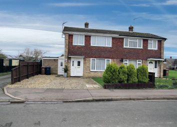 Thumbnail 2 bedroom semi-detached house to rent in Morton Avenue, March