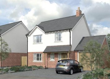 Thumbnail 3 bed detached house for sale in The Coppice, Wyson Lane, Brimfield, Ludlow