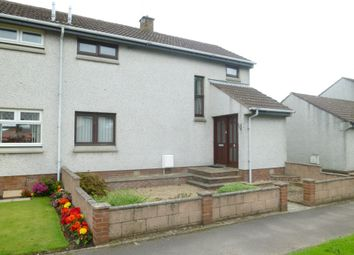 Thumbnail 3 bed end terrace house for sale in Mayfield Court, Lochmaben, Lockerbie