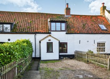 Thumbnail 2 bedroom cottage for sale in Back Lane, Mileham, King's Lynn