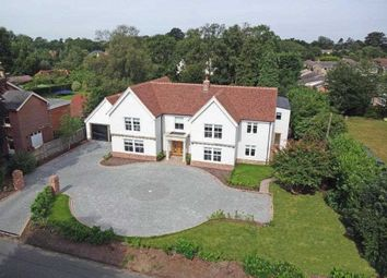 Thumbnail 6 bed property for sale in The White House, Gaston Street, East Bergholt