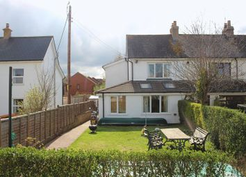 Thumbnail 4 bed end terrace house for sale in Exe View, Exminster, Exeter