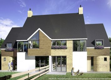 Thumbnail 4 bed semi-detached house for sale in - Lightwood Blind Lane, Bredhurst, Gillingham