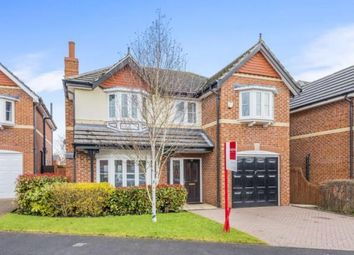 Thumbnail 4 bed detached house for sale in Ravenscroft Close, Middlewich, Cheshire