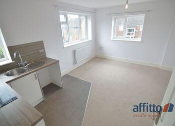 Thumbnail 1 bedroom flat to rent in Garrick House, High Street, Peterborough