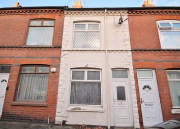 Thumbnail 2 bed terraced house for sale in Paton Street, West End, Leicester