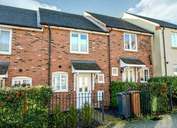 Thumbnail 2 bed terraced house for sale in Long Barn Road, East Anton, Andover