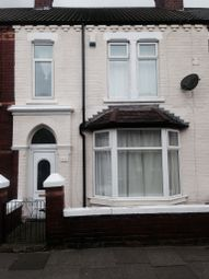 Thumbnail 3 bedroom terraced house to rent in Arthur Street, Redcar