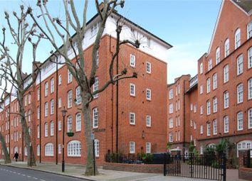 Thumbnail 2 bed flat to rent in Stubbs House, Erasmus Street, Millbank Estate, London