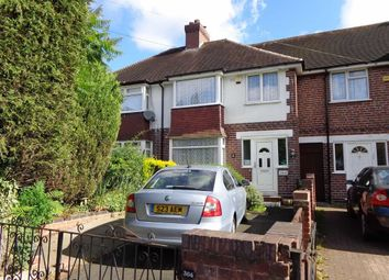 Thumbnail 3 bedroom terraced house for sale in Flaxley Road, Stechford, Birmingham