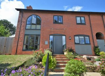 Thumbnail 3 bed detached house for sale in Aubyns Wood Rise, Tiverton