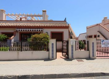 Thumbnail 2 bed bungalow for sale in San Miguel De Salinas, Valencia, Spain