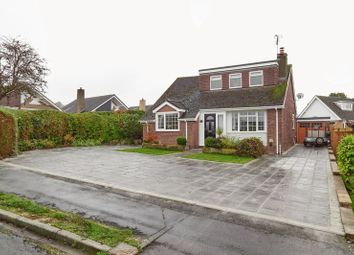 Thumbnail 3 bed detached house for sale in Crossways, Biddulph, Staffordshire