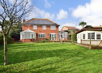 Thumbnail 5 bed detached house for sale in Court Tree Drive, Eastchurch, Sheerness, Kent