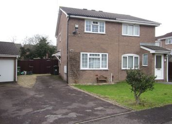 Thumbnail 2 bed semi-detached house to rent in Breaches Gate, Bradley Stoke, Bristol