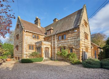 Thumbnail 5 bed detached house for sale in Banbury Road, Moreton Pinkney, Daventry, Northamptonshire