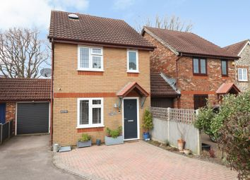 3 bed link-detached house for sale in Stanier Way, Hedge End, Southampton SO30