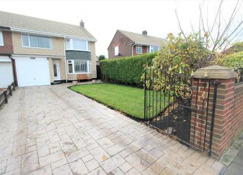 3 bed semi-detached house for sale in Plessey Road, Blyth, Northumberland NE24