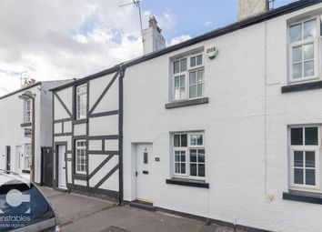 Thumbnail 2 bed terraced house to rent in Station Road, Parkgate, Neston, Cheshire
