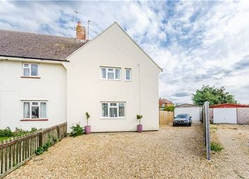 Thumbnail 3 bed end terrace house for sale in Upton Place, Littleport, Ely